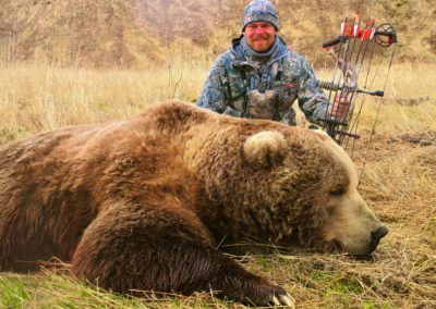 Jeremy Ruesink Kodiak Island Brown Bear
