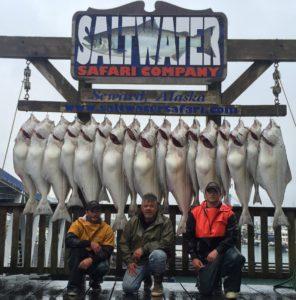 Wounded Warrior Alaska SCI Saltwater Safari Company