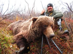Alaska Gov.s 2nd annual wounded warrior hunt
