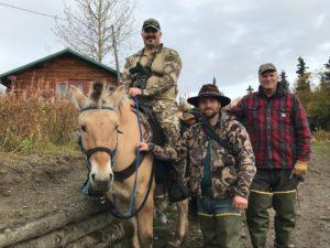 Alaska Gov.s 2nd annual wounded warrior hunt