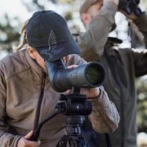 Swarovski's ATX 25-60x65mm Spotting Scope