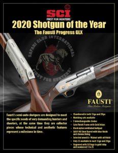 Fausti Shotguns Of The Year