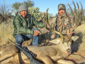 Sonora Mexico Trophy Mule Deer Hunt Raffle